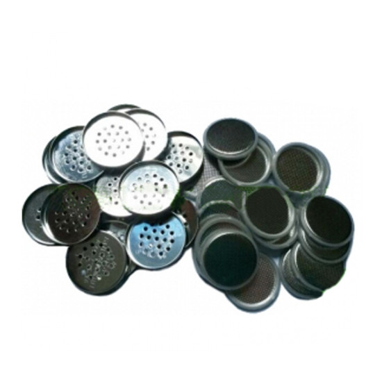button cell case